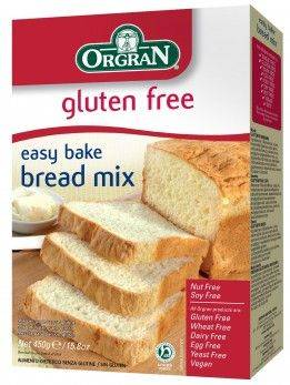 Orgran-bread-mix