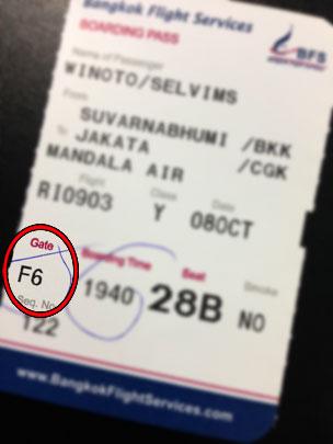 gate-number